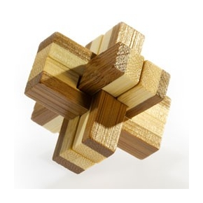 3D BAMBOO PUZZLES**
