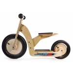 ACROBAT WOODEN STEPBIKE (2 IN 1)