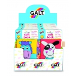 GALT - FIRST YEARS - SOFT BOOKS