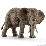 SCHLEICH - AFRIKAANSE OLIFANT VROUWTJE
