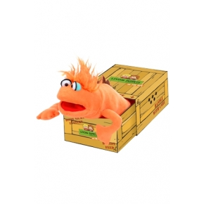 HANDPOP BOX MR ORANGE 30 CM