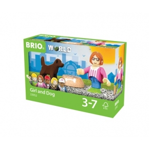 BRIO - KIND MET HOND OUT19