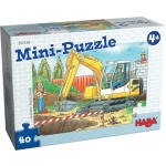 MINIPUZZEL BOUWPLAATS 40 ST.  OUT18