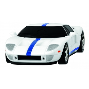 FORD GT WHITE **