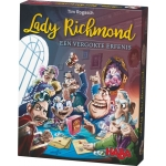 SPEL - LADY RICHMOND - EEN VERGOKTE ERFENIS - OUT19 OUT20