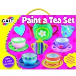 KNUTSELEN PAINT A TEA SET