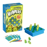 HOPPERS PEG SOLITAIRE