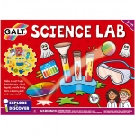 EXPLORE AND DISCOVER - SCIENCE LAB