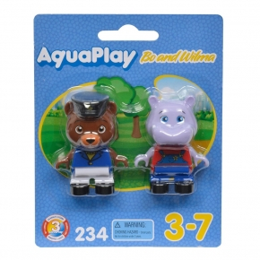 AQUAPLAY FIGUREN BO WILMA