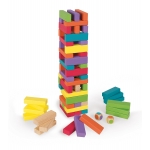EQUILIBLOK COLOR (JENGA)