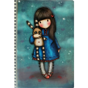 A5 NOTEBOOK HUSH LITTLE BUNNY OUT18
