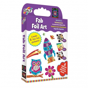 ACTIVITY PACK - FAB FOIL ART