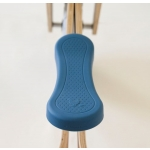 WISHBONE SEAT COVER BLUE