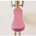 WISHBONE SEAT COVER PINK