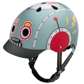 NUTCASE HELM LITTLE NUTTY TIN ROBOT