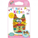 CRAFTY CLUB - KNIT A KITTEN