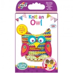 CRAFTY CLUB - KNIT AN OWL