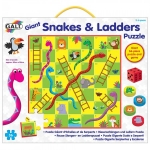 VLOERPUZZEL GIANT - SNAKES AND LADDERS