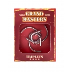 GRAND MASTER PUZZLE - TRIPLETS**** (ROOD)