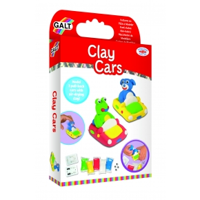 ACTIVITY PACK - CLAY CARS