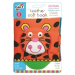 FIRST YEARS - TEETHER SOFT BOOK – JUNGLE NIEUW 2019
