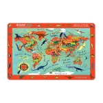 CROCODILE CREEK  PLACEMATS/DINOSAURUSWERELD