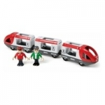 BRIO TREIN TRAVEL 3 WAGONS