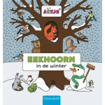 EEKHOORN IN DE WINTER KARTONBOEK