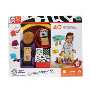 HAPE - BABY EINSTEIN - CURIOUS CREATOR KIT