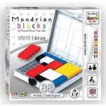 AH!HA GAMES - MONDRIAN BLOCKS - WITTE EDITIE