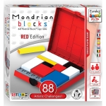 AH!HA GAMES - MONDRIAN BLOCKS - RODE EDITIE