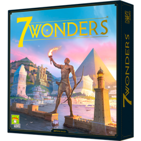 7 WONDERS REPOS PRODUCT (NEDERLANDS)