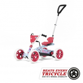 BERG TOYS GO CART BUZZY 2 IN 1 BLOOM